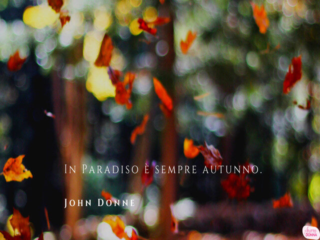 frasi di autunno