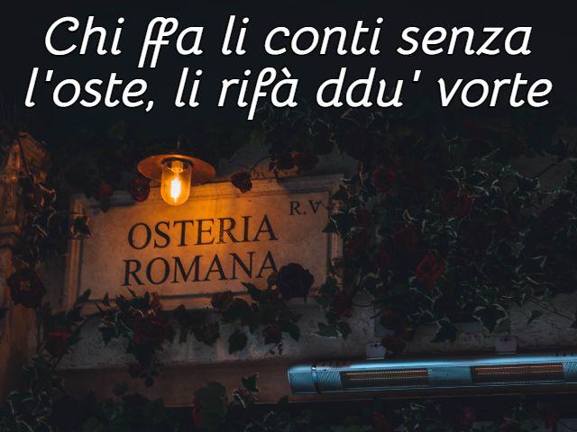 detti popolari romani