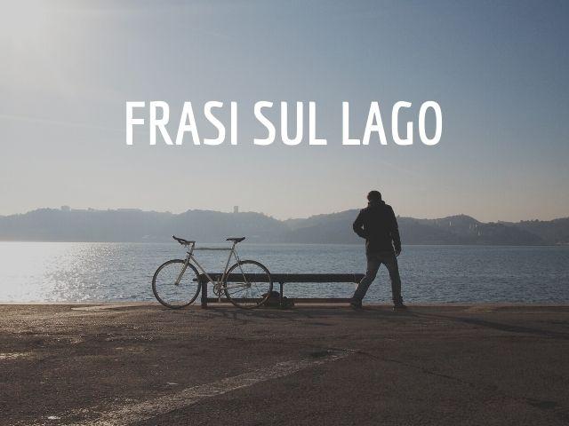 poesie lago