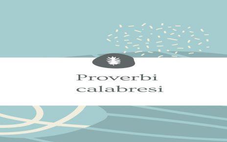 proverbi calabresi