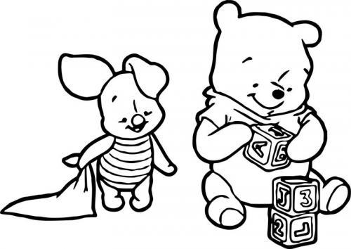 Baby pimpi winnie the pooh