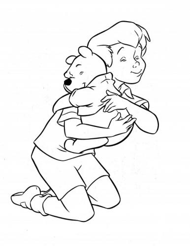 Christopher abbraccia winnie