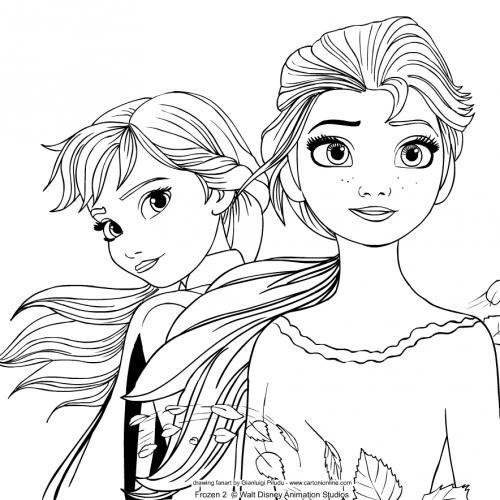 Le principesse di Frozen