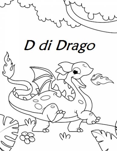 D-da-colorare