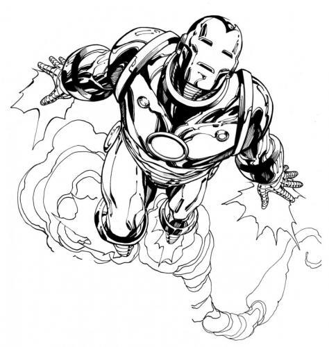 Iron Man The Avenger