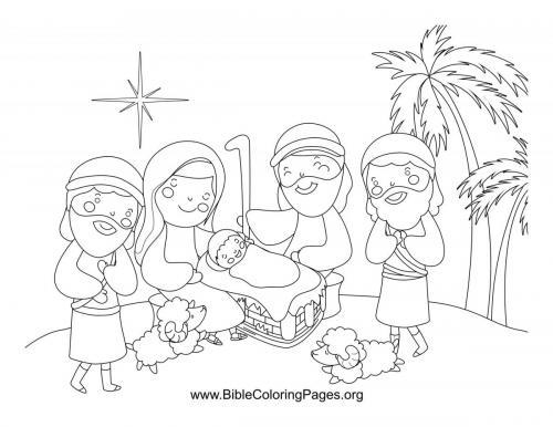 la nascità di Gesù