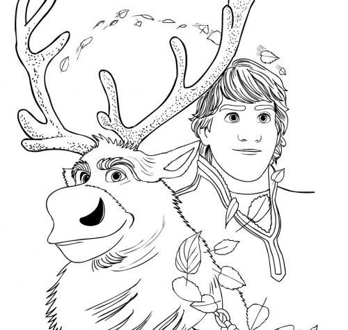 Sven e Kristoff