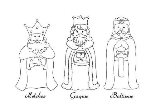 Melchiorre, Gasparre e Baldassarre