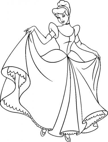 Vestito di Cenerentola