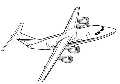 aerei da stampare
