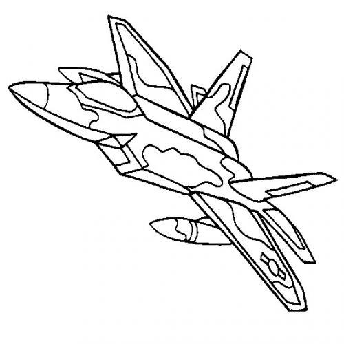 aerei stilizzati