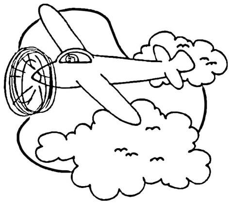 aereo-nel-cielo
