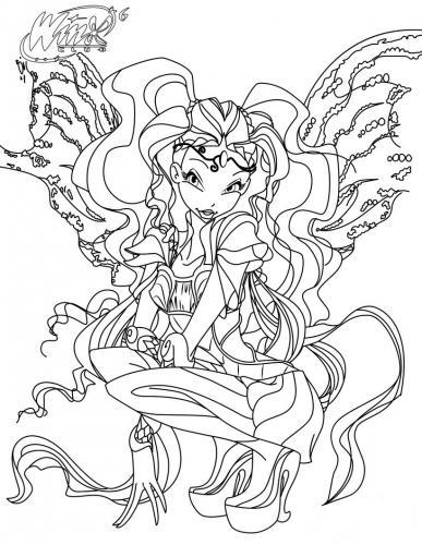 Aisha bloomix