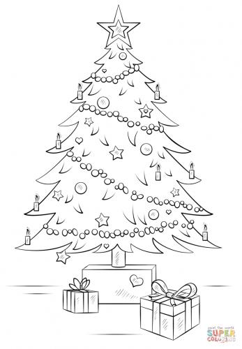 albero-di-natale-addobbato
