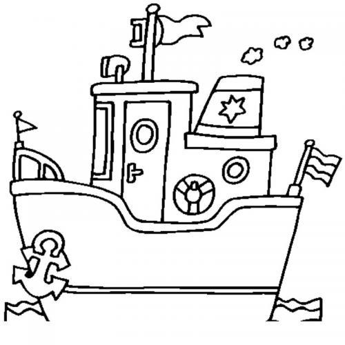 nave e ancora