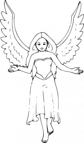 angeli bellissimi