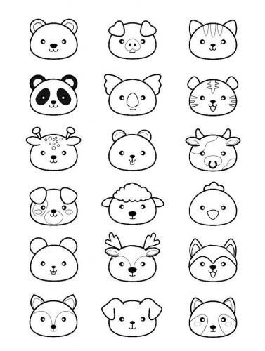 animali disegno