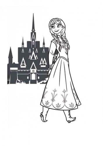 anna e il castello