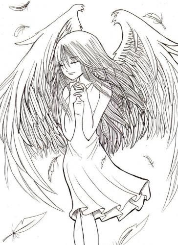 angeli tristi