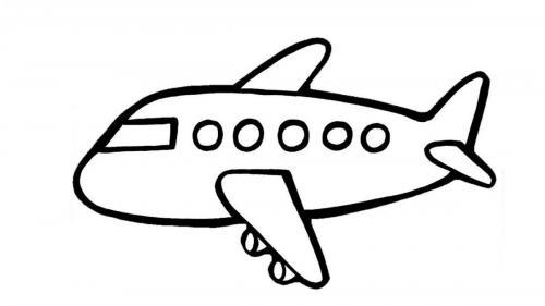 aereo da stampare pdf