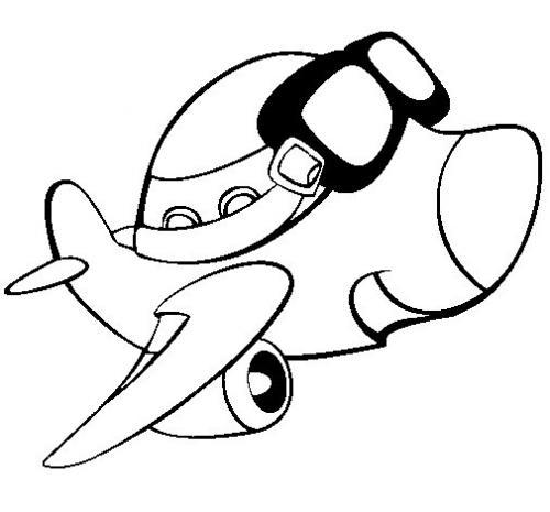 aereo divertente