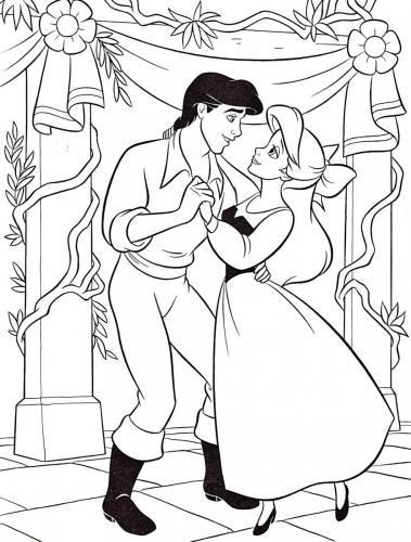 Ariel e il principe