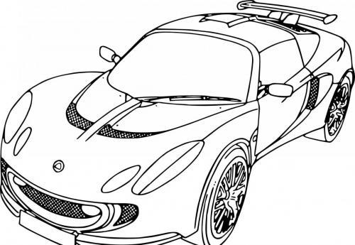 auto disegno
