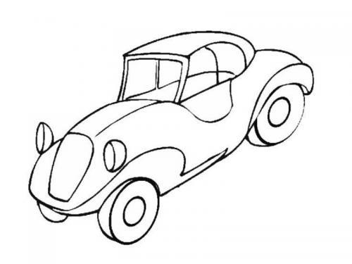 automobili colorare