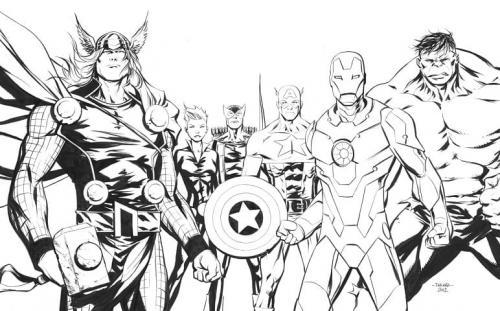 Avengers Endgame immagini