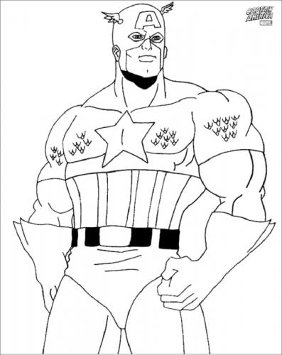 Avengers Endgame immagini Capitan America