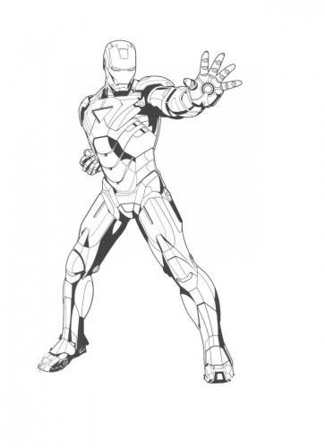 Avengers immagini Iron Man