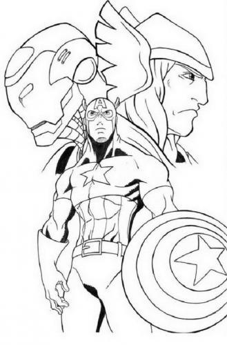 Avengers Infinity War immagini