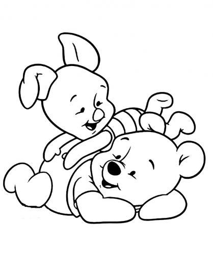 baby pooh e baby pimpi
