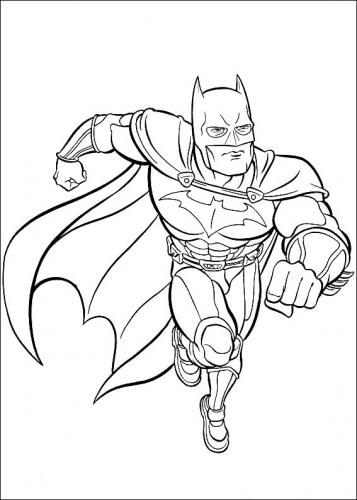 batman da disegnare