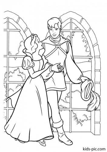 Biancaneve e il principe