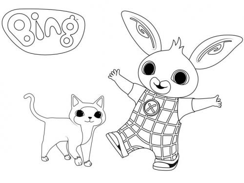 bing da colorare pdf