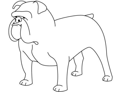 cagnolini da colorare