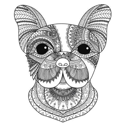 cagnolini da disegnare