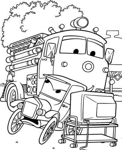 camion di cars