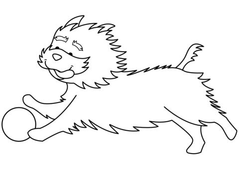 cane disegno bambini
