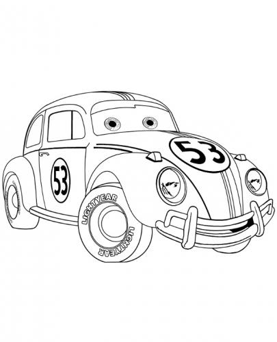 cars coloring page 29