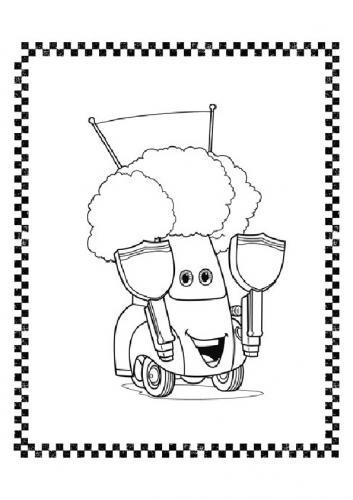 Cars disegni