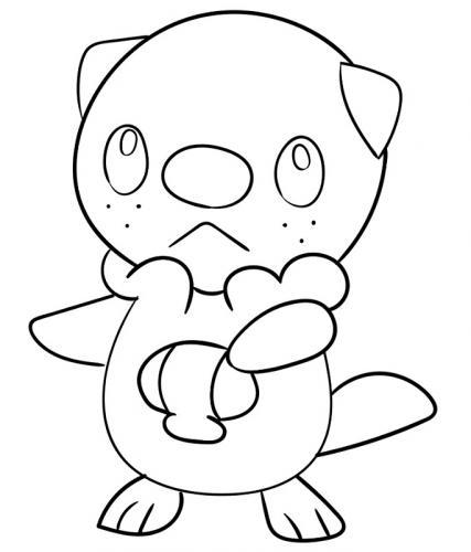 carte Pokémon da colorare