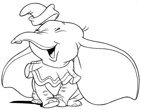 cartone animato dumbo