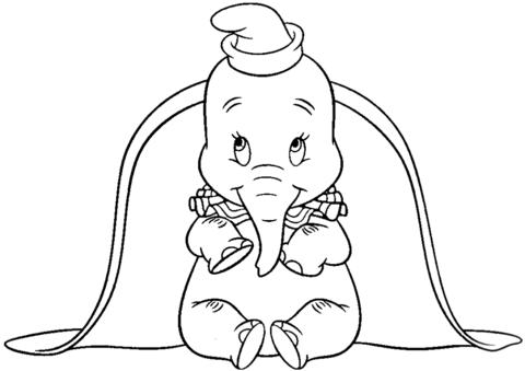 cartoni animati dumbo