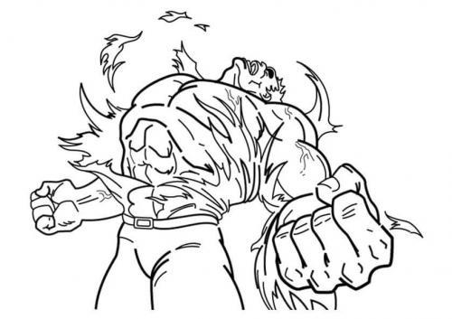 cartoni animati hulk