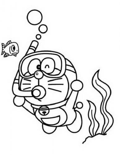 Cartoni di Doraemon