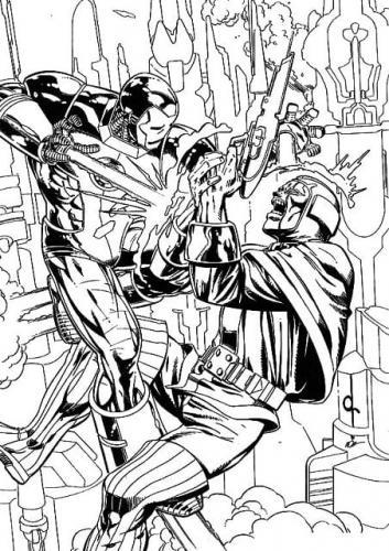 cartoni di Iron Man
