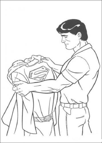 cartoni Superman