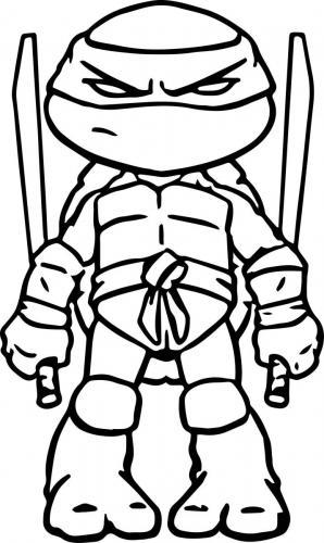 cartoni tartarughe ninja